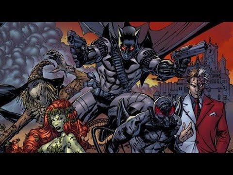 Batman: Battle For The Cowl | Part 3 - Last Man Standing | Issue #3 / Motion Comic