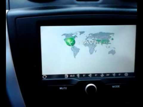 Навигация на Ладе Гранта