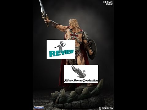 He-man Exclusive collectible Statue from sideshow review
