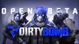 Gambar cover DIRTY BOMB GAMEPLAY