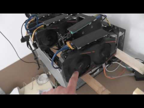 [HW: HowTo???] Building my first open-air rig  [part 1]