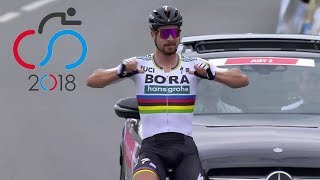 Peter Sagan - Slovak National Champion 2018