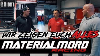Materialmord Racing I Wir zeigen euch ALLES I RAD48 - L8Night Serie