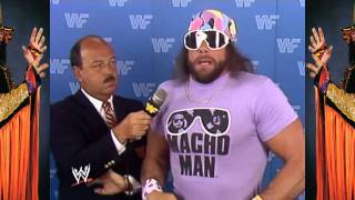 Macho Man Randy Savage Promo #7: The Cream of the Crop