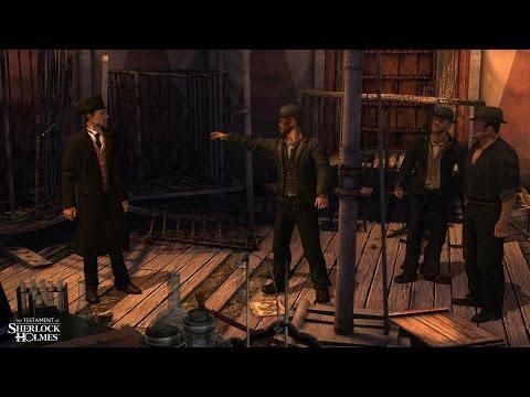 Download The Testament of Sherlock Holmes #5 Kimi Holmes resuelve el caso