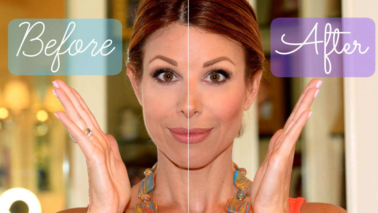 contouring amp highlighting made easy youtube