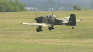 Giant scale rc warbird - Stuka