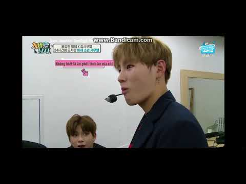 [VIETSUB] 170916 Wanna One & Samuel - A Man Who Feed the Dogs Cut
