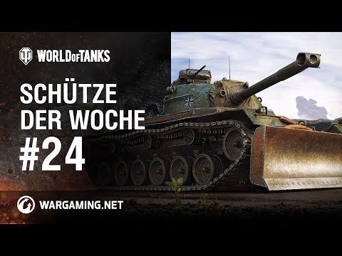 Schütze Der Woche #24 [World Of Tanks Deutsch]