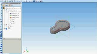 Доп. конструктивные элементы в Компас 3D v11 (39/49)