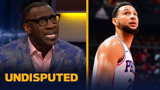 It's time we reevaluate our expectations of Ben Simmons — Shannon Sharpe | NBA | UNDISPUTED