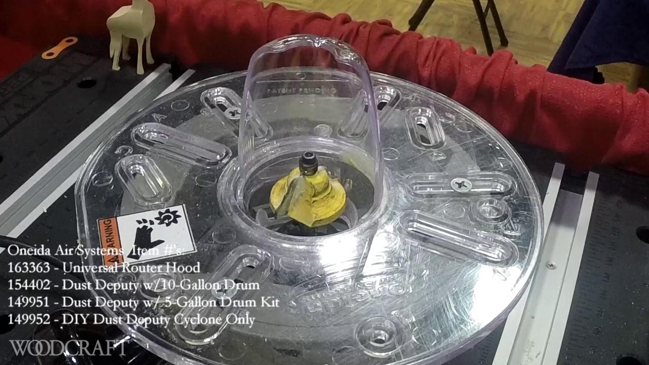 Oneida Air Systems - DIY Dust Deputy Cyclone Only