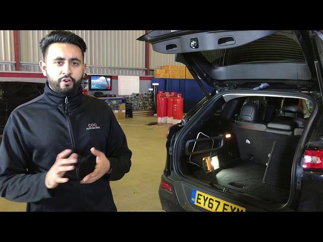 Jeep Cherokee powerful sound system upgrade | Cambridge Car Audio