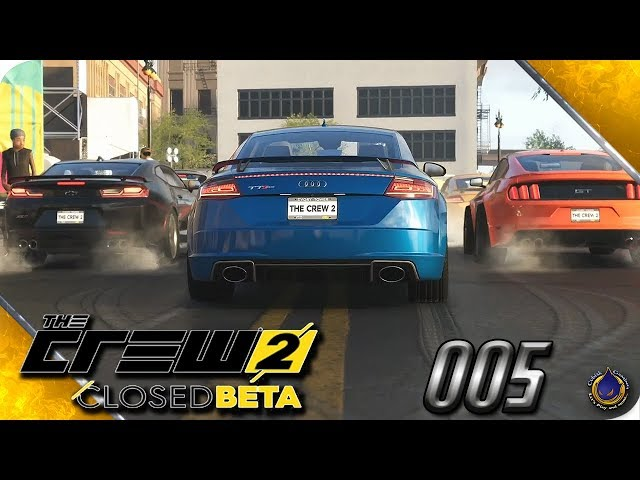 Let's Take A Look @ THE CREW 2 Beta 🏁 [005] Am Ende ist Alles gut