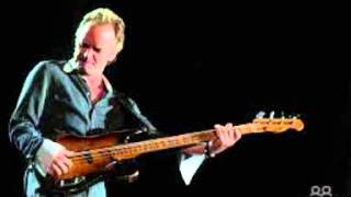 Sting Forget About the Future Live Radio 2003