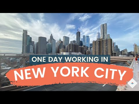 One Day in the Life of a Remote Worker in New York City