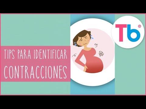 Tips para identificar contracciones