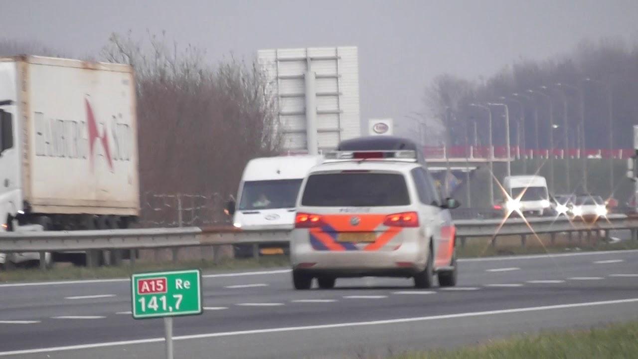 Politie Oost Nederland Team Neder Betuwetiel Onderweg Naar Een