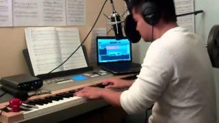 Ogie Alcasid/Freestyle - Bakit Ngayon Ka Lang (Piano cover)
