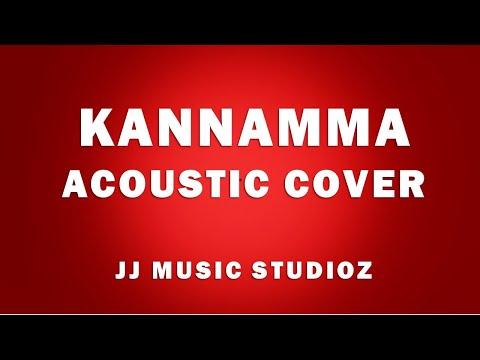 KANNAMMA (cover) | Rekka | Mahima | Jos Jossey | JJmusicStudioz | D Imman