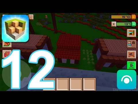 Block Craft 3D: City Building Simulator - Gameplay Walkthrough Part 12 - Level 8 (iOS) - 동영상