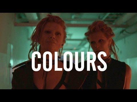 DAS MOON - COLOURS (OFFICIAL VIDEO)