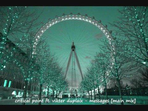 Critical Point ft. Vikter Duplaix - Messages [Main Mix]
