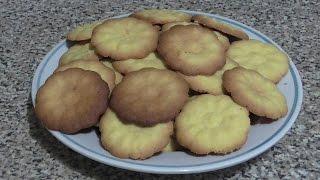 Песочное печенье (при помощи кондитерского шприца Tescoma)(В этом видео процесс приготовления очень вкусного песочного печенья при помощи кондитерского шприца Tescoma...., 2015-06-28T18:45:10.000Z)