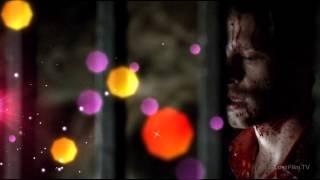 Клаус и Кэролайн - Он плохой (Дневники вампира)