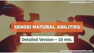 Sensei Natural Abilities - 10 Mts Version