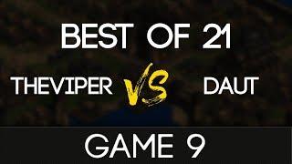 TheViper vs DauT BO21 - G9 Arena