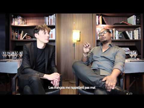 Derrick May & Francesco Tristano - Weather Paris Festival interview