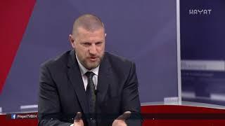 GOST VIJESTI U 7 BIO JE ISMIR JUSKO, MINISTAR PROMETA I KOMUNIKACIJA BIH (11 02 2018)