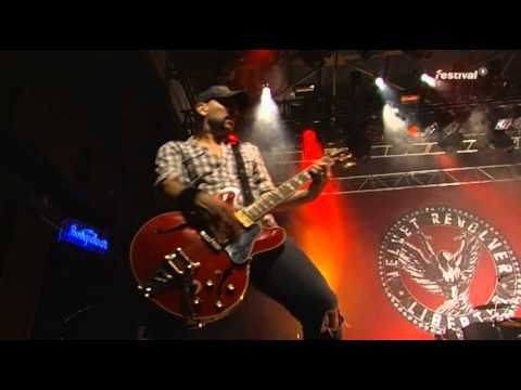 velvet revolver - mr brownstone live cologne