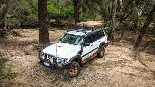 Custom Nissan Patrol GU 4x4 Review