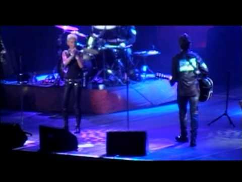 Roxette - Spending my Time ( Movistar Arena, Santiago de Chile - 09.04.2011 )