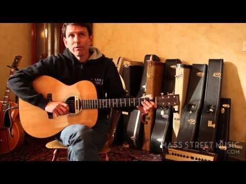Acoustic Pickup Comparison — K&K Pure Mini, Fishman Infinity, L.R. Baggs M80