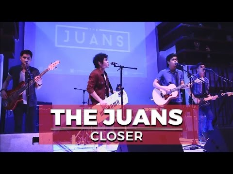 Closer - The Juans at Music Hall
