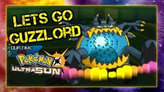 Pokemon Ultra Sun and Moon VGC 2019 Sun Series Battle - Lets Go Guzzlord