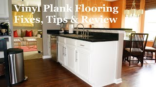 Vinyl Plank Flooring Review