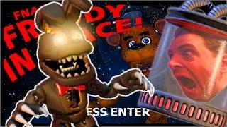 Unlocking Jack O Bonnie & Freddy In Space | FNaF World Update 2