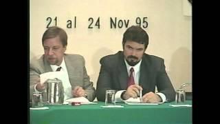 5 SEMANA DE PERIODISMO DE PART (ESTRATEGIAS PERIODISTICAS) 21 NOVIEMBRE 1995