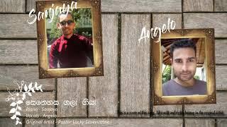[Sinhala hymns] - Senehasa gala giya - සෙනෙහස ගලා ගියා (Lyrics video)