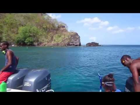 Grenada Boat Trip