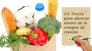 Como ahorrar en la comida 15 Trucos prácticos - Vida Facil