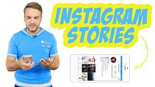 Instagram Stories. Обзор новой функции Instagram