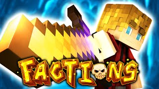 Minecraft Factions: THE GOLDEN KNIFE??? #49