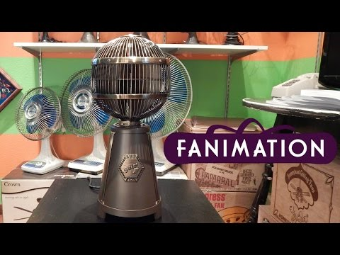 Fanimation Fargo Table/Desk Fan
