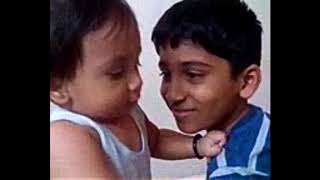 Two Children fighting For Juice/Little Children Very Angry