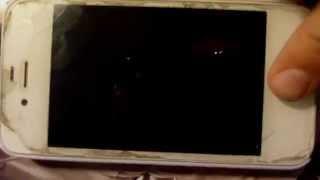Résoudre Problème Écran Noir IPhone